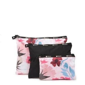 LeSportsac cosmetic bag